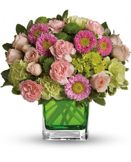Make Her Day Bouquet by Teleflora Flowers: