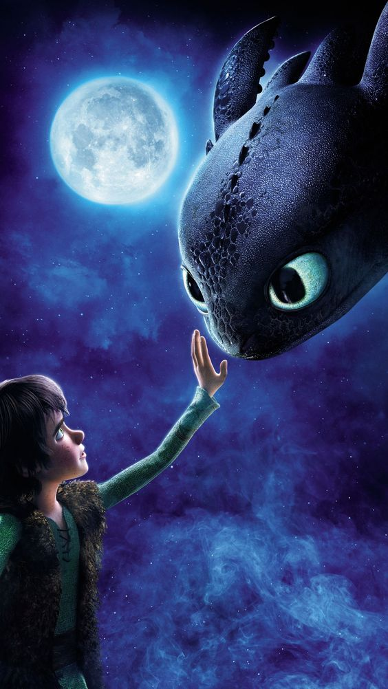 is how to train your dragon 2 a disney movie