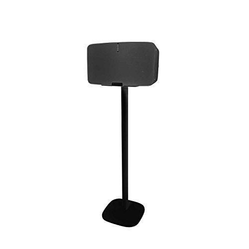 Compatible with Sonos Play 5 Vebos Floor Stand Play 5 gen 2 White
