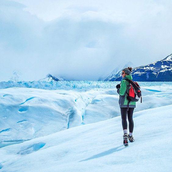 Perito Moreno - Parque Nacional Los Glaciares, Argentina. Photo Credit: EmmaPoiret@manuvuela @ymin_sik