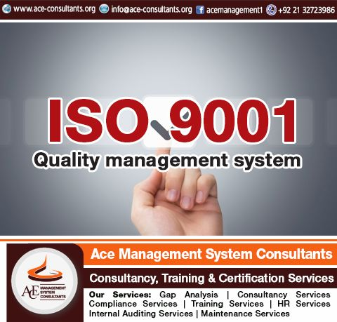 Iso 9001 Quality Management System Management Industry Sectors System
