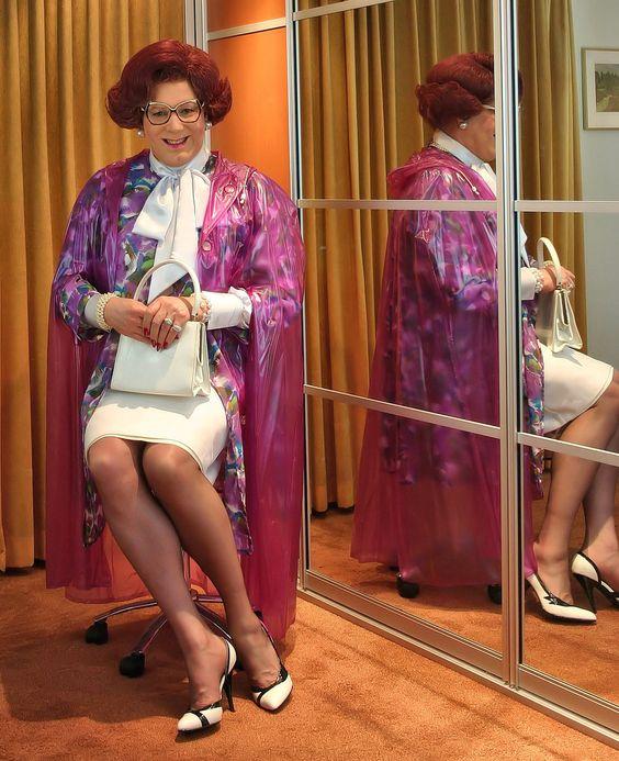 The Amazing Mrs Wanda Nylon Crossnylonia Pinterest
