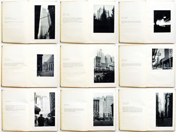 Erich Mendelsohn - Amerika: Bilderbuch eines Architekten, Rudolf Mosse Buchverlag 1926, Beispielseiten, sample spreads - http://josefchladek.com/book/erich_mendelsohn_-_amerika_bilderbuch_eines_architekten