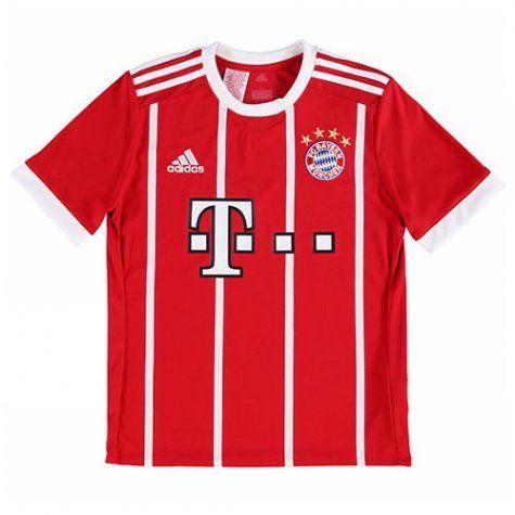 Maillot Bayern Munich Enfant Domicile 2017 2018 | Bayern munich ...