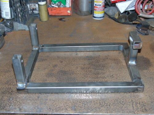 Manual-Transmission-Stand-Holder-Ford-Top-Loader-3-and-4-speed-IMCA-UMP-Race