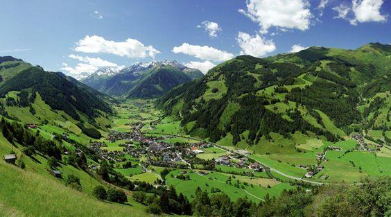 Für solche fantastischen Panoramen muss man nicht weit reisen - bloß ins österreichische Raurisertal.