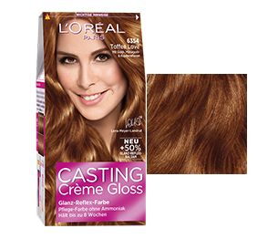 coloration casting crme gloss 6354 toffee love - Casting Coloration