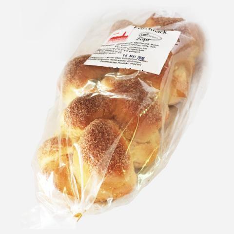 UrDinkel-Frischback Butterzopf - UrDinkel - Das wertvollste Getreide.