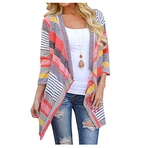 Aifer Women Sweater Long Sleeve Irregular Stripe Shawl Ca... https://www.amazon.com/dp/B01MCZ245V/ref=cm_sw_r_pi_dp_x_Zu3TybMN6Q7VB: