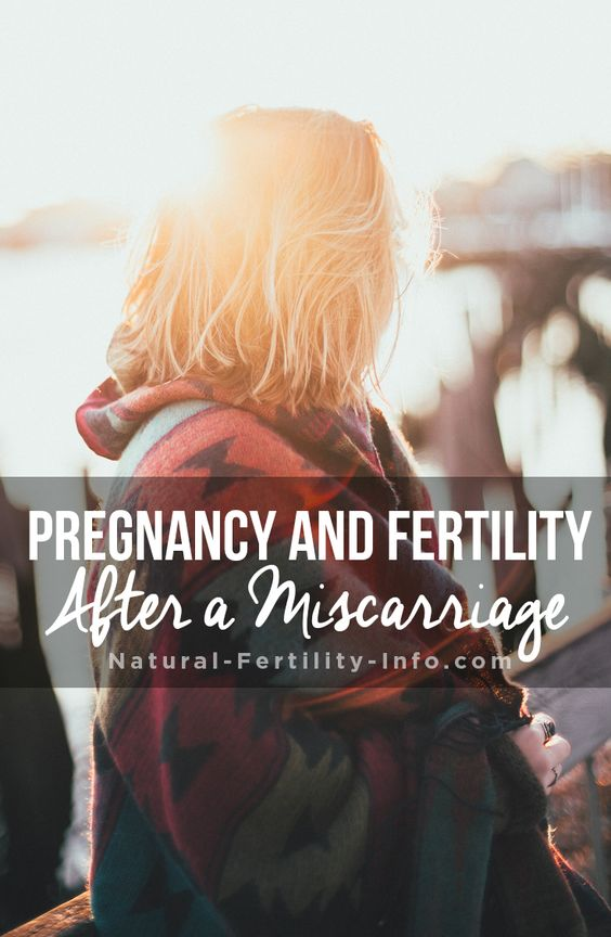 Question about miscarriages?