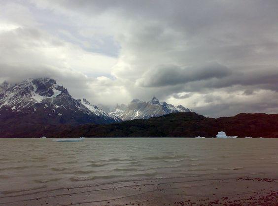 Torres del Paine. Foto de Gonzalo Freire Sanhueza.