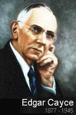 "Edgar Cayce, Psychic Healer (1877-1945) has been called the ""sleeping prophet,"" the ""father of holistic medicine,"" and the most documented psychic of the 20th century. For more than 40 years of his adult life, Cayce gave psychic ""readings"" to thousands of seekers while in an unconscious state, diagnosing illnesses and revealing lives lived in the past and prophecies yet to come. Research Edgar Cayce -- Believer or not, you'll be fascinated.:"