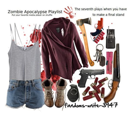 //When the sky turns gray, And everything is screaming, I will reach inside, Just to find my heart is beating, You tell me to hold on, Oh you tell me to hold on, But innocence is gone, And what was right is wrong// by fandoms-unite-3947 on Polyvore featuring mode, Cami NYC, Levi's, AllSaints and H&M