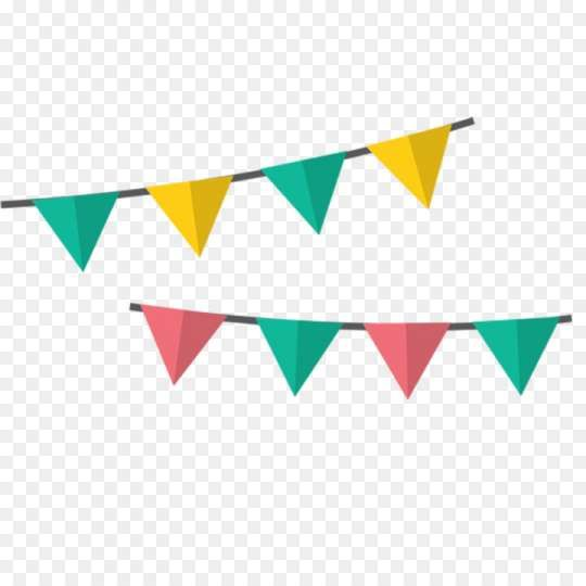 10 Festive Background Png Image Icon Triangle Banner Glowing Background