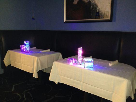 Lighted arrangement