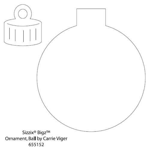 Free Applique Templates Patterns | Ellison Christmas Ornament Scrapbook Page Free Pattern