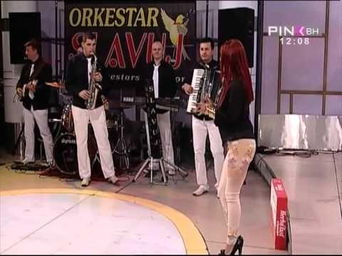 Tina Ivanovic - Montenegro - Vikednvizija (2013 TV Pink)