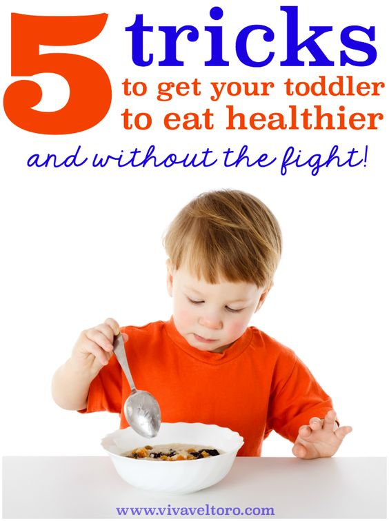 Healthy Frozen Foods For Toddlers