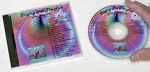 DAK CD Label Maker Software, CD Label maker Program, Make CD Labels, CD Label Designer.
