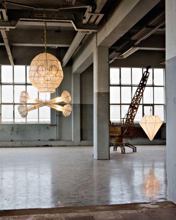 Piet Hein Eek nice lamp