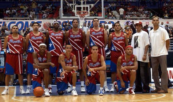 Equipo de baloncesto PR
