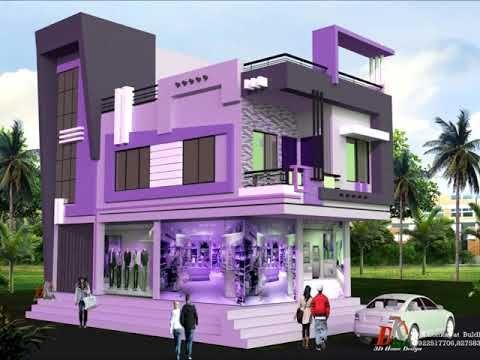 How Look Sky Blue Color For Home Exterior Youtube Exterior House Colors House Colors Exterior House Siding