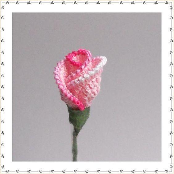 Spagnolo - Fiori all'Uncinetto - Crochet Flowers