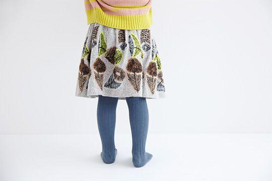 hana no mi スカート | minä perhonen
