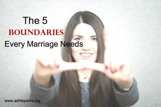 "What's ""out of bounds"" in marriage? #4 happens all too often! www.ashleywillis.org"