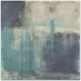 Found it at Wayfair - Modern Crossfade I by June Erica Vess Wall Art on Wrapped Canvas
