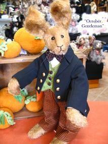 Autumn Hare by Steve Schutt & Laura Sanchez