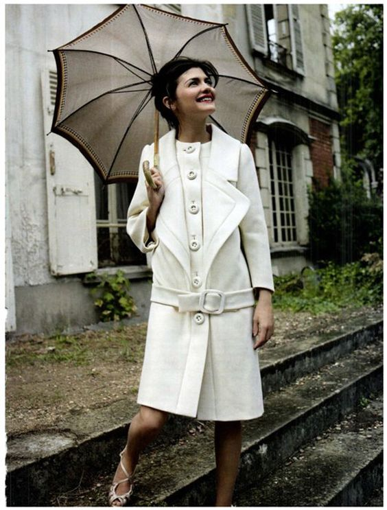 Audrey Tautou  by Ralph Wenig