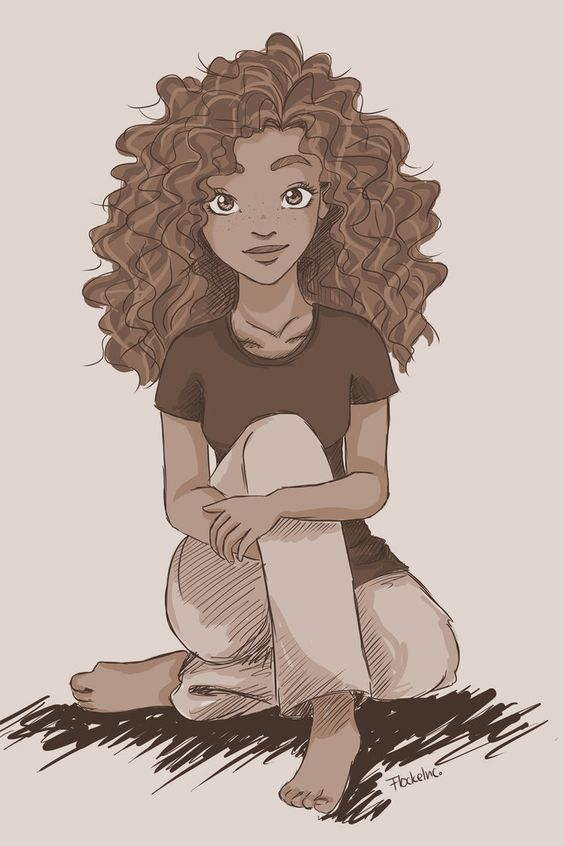 Percy Jackson Challenge Day #3: Hazel is my least favorite. She's just kind of there and really boring.