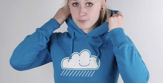 Hoodie Happy Cloud