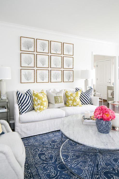 Coral Sea Fan Beach Wall Art Home Decor Interior Design