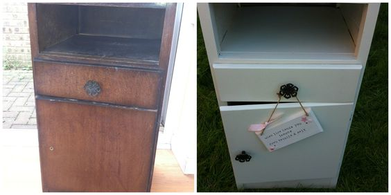 Upcycling A Piece Of Furniture