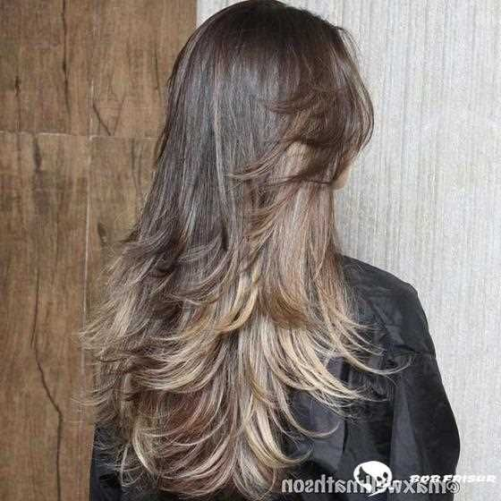 10 Beautiful Long Layered Haircuts 2019 2020 Long Layered