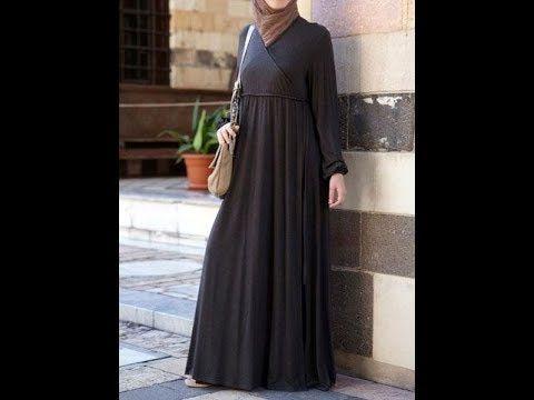 عباية كروازيه علي الصدر كروازيه جبة أو فستان هوايتي Youtube Long Sleeve Dress Maxi Dress Dresses