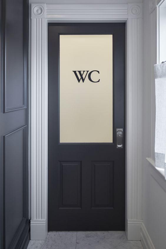 ドア 扉 ガラス トイレ おしゃれ インテリア すりガラス