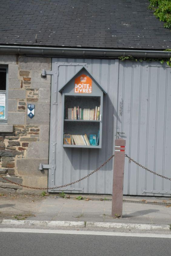 Boite à livres Villers-la-Ville 4