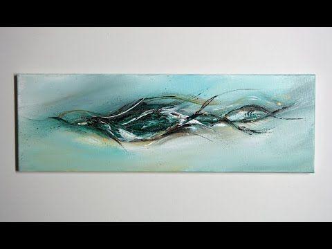 easy painting real time 15 min abstract einfach malen echtzeit v307 closer youtube malerei videos acrylbilder selber acrylmalerei abstrakt frau bild leinwandbilder acryl