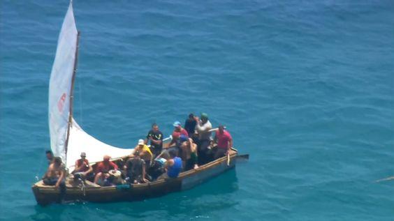 Congresista de Florida dice que delató a #balseros a punto de llegar a los Cayos  #Cuba