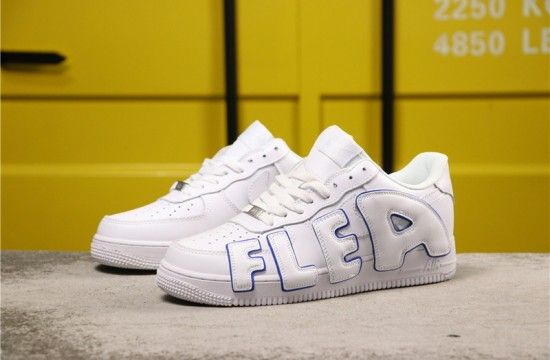 Cactus Plant Flea Market CPFM Nike Air Force 1 Low White Blue