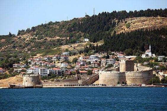 Canakkale and Kilitbahir Castle, Turkey  My Travels ...