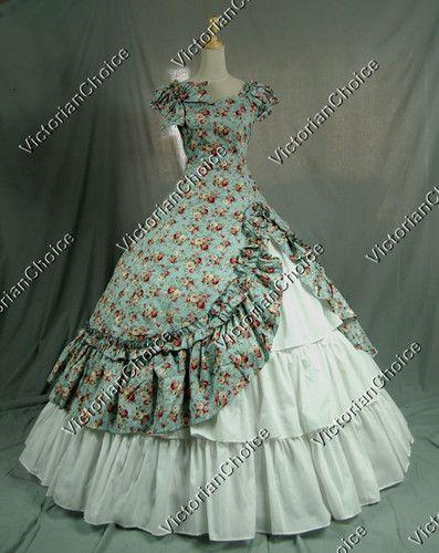 Southern Belle Dress
