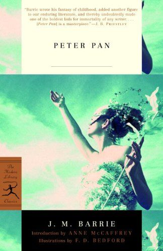 Peter Pan (Modern Library Classics) $4.95