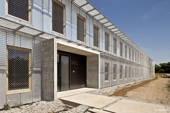SANT CUGAT STUDENT HOUSING - CH projects