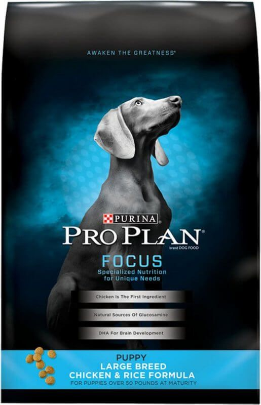 10 Best Large Breed Puppy Foods 2020 Dog Food Advisor In 2020 Large Breed Puppy Food Purina Pro Plan Puppy Best Dog Food