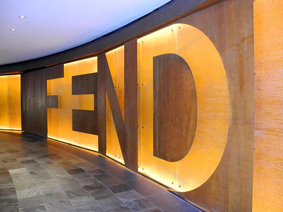 FENDI Singapore 2014