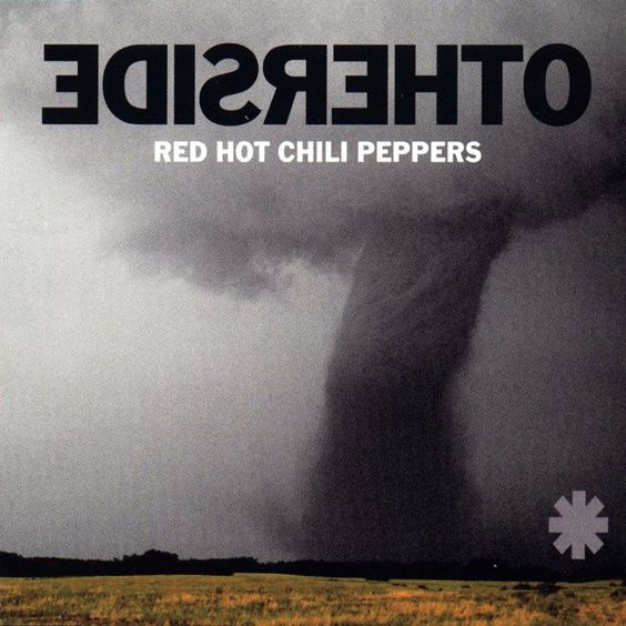 Red Hot Chili Peppers – Otherside (single cover art)
